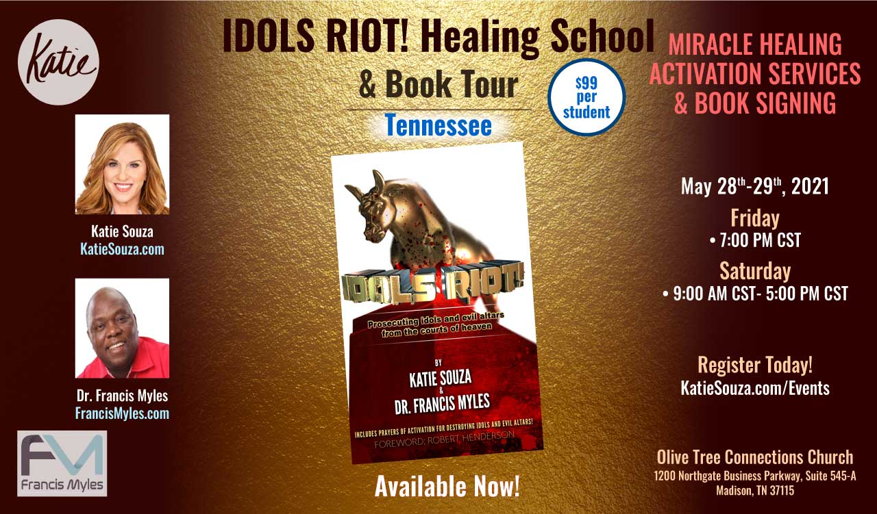 Idols Riot! Healing School & Book Tour